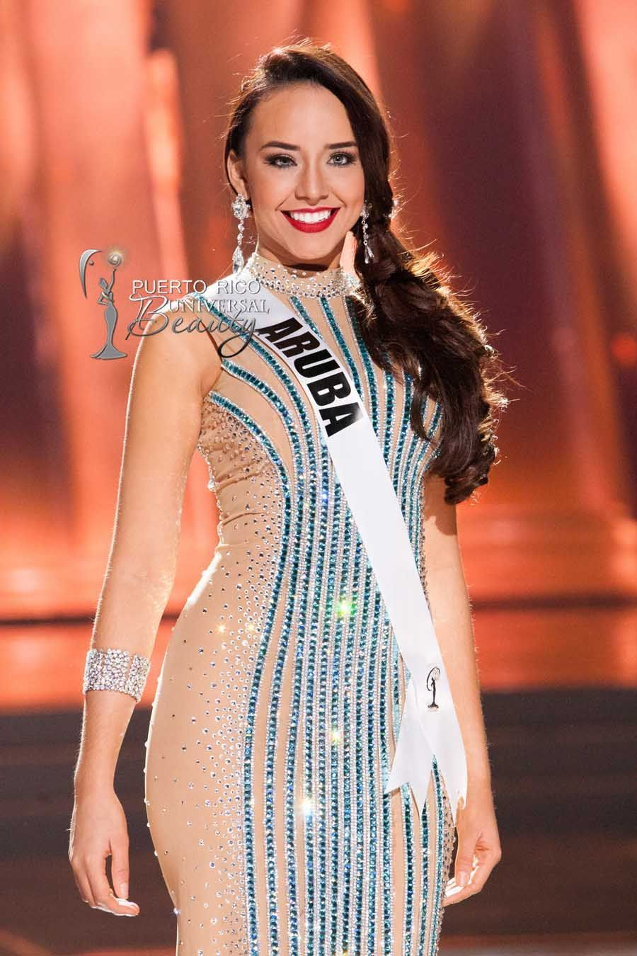 MISS UNIVERSE 2015 :: PRELIMINARY EVENING GOWN COMPETITION | Alysha ...