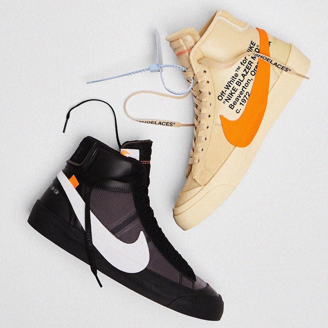 Off White X Nike Alle News Und Releasedates Der Beruchtigten Collabo Nike Blazer Mens Fashion Shoes Nike