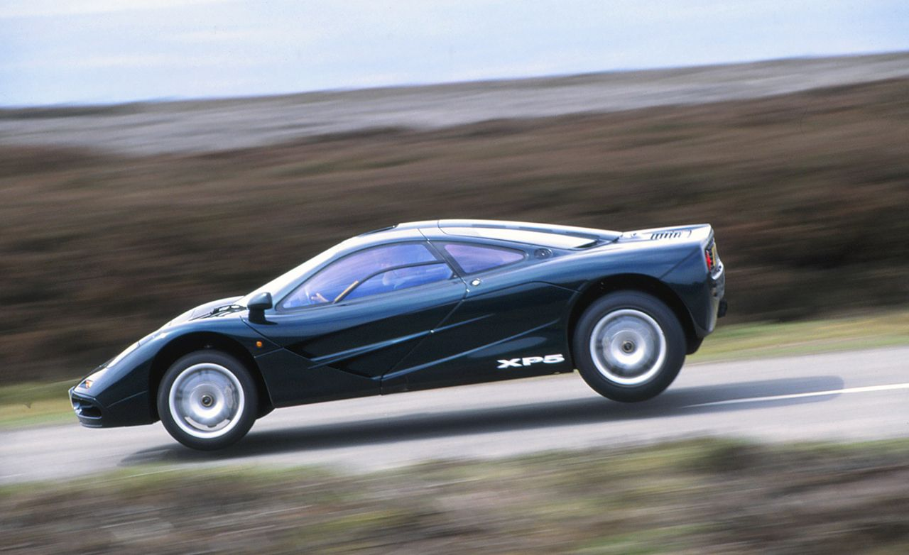 mclaren f1 supercar road test – review – car and driver | mclaren f1