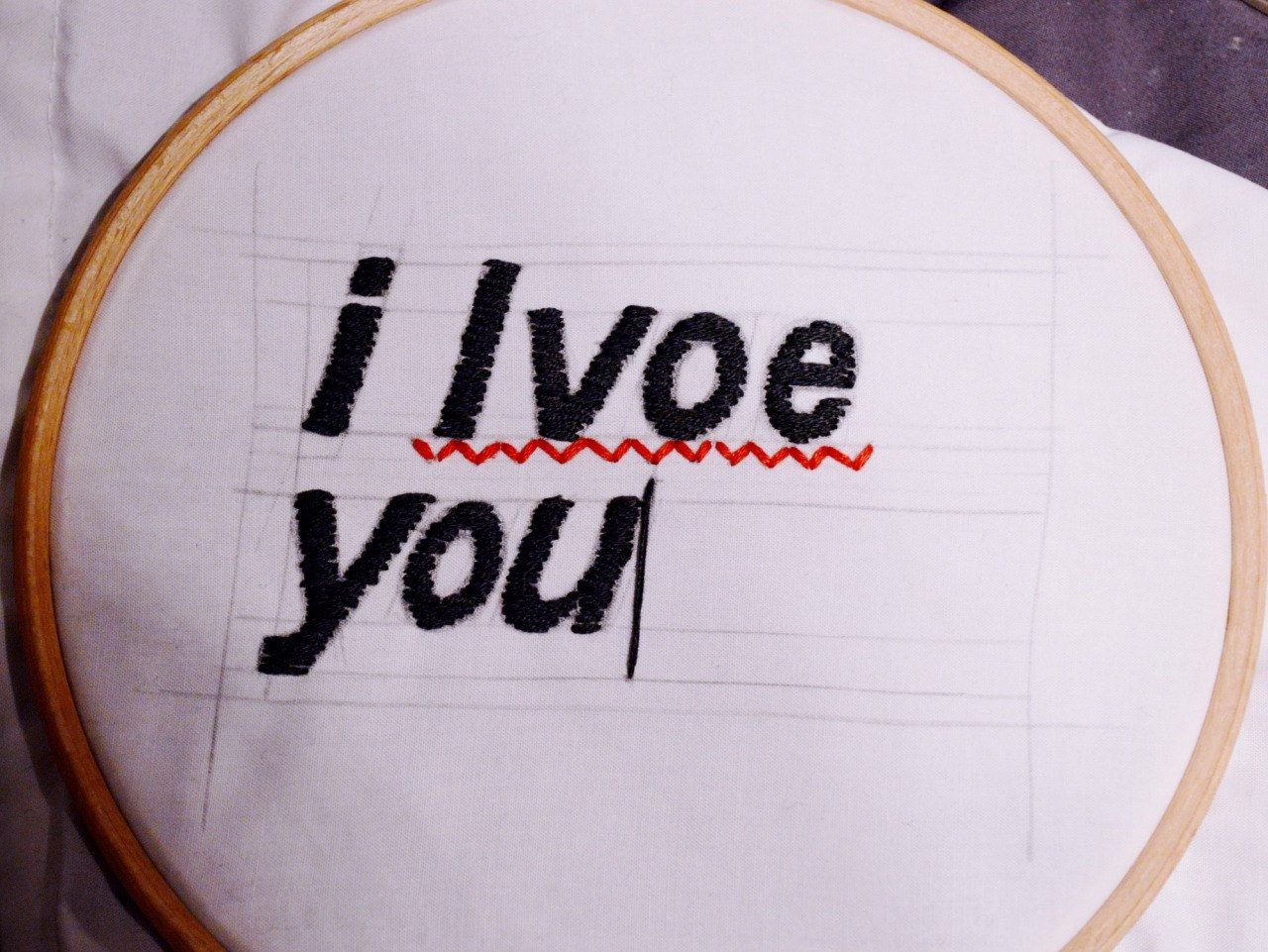 The idea of you storyboard space babe pinterest embroidery