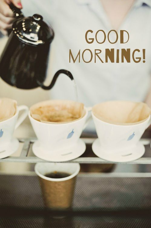 34 Good Morning Quotes To Make Your Day! Morning Coffee QuotesCards ...