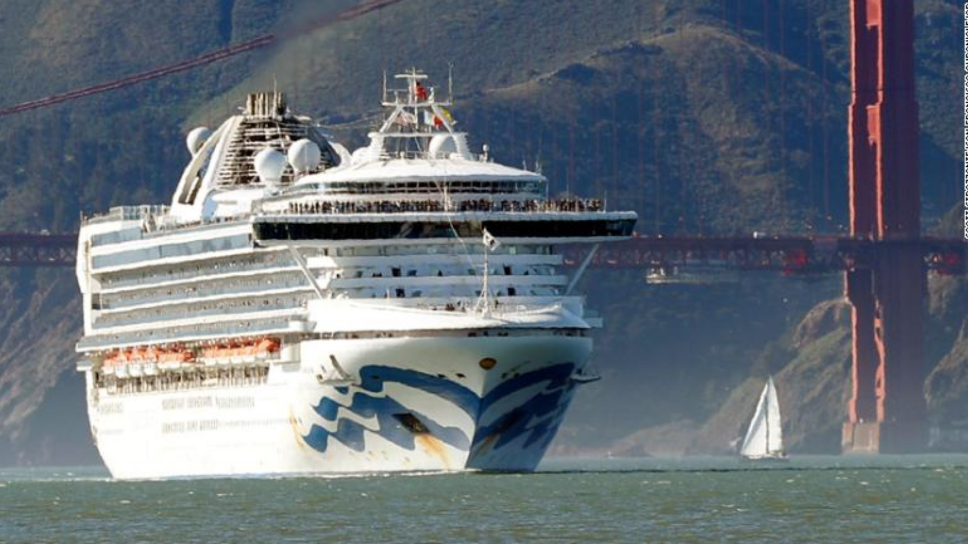 Go To Team San Francisco Crew in 2020 Cruise ship