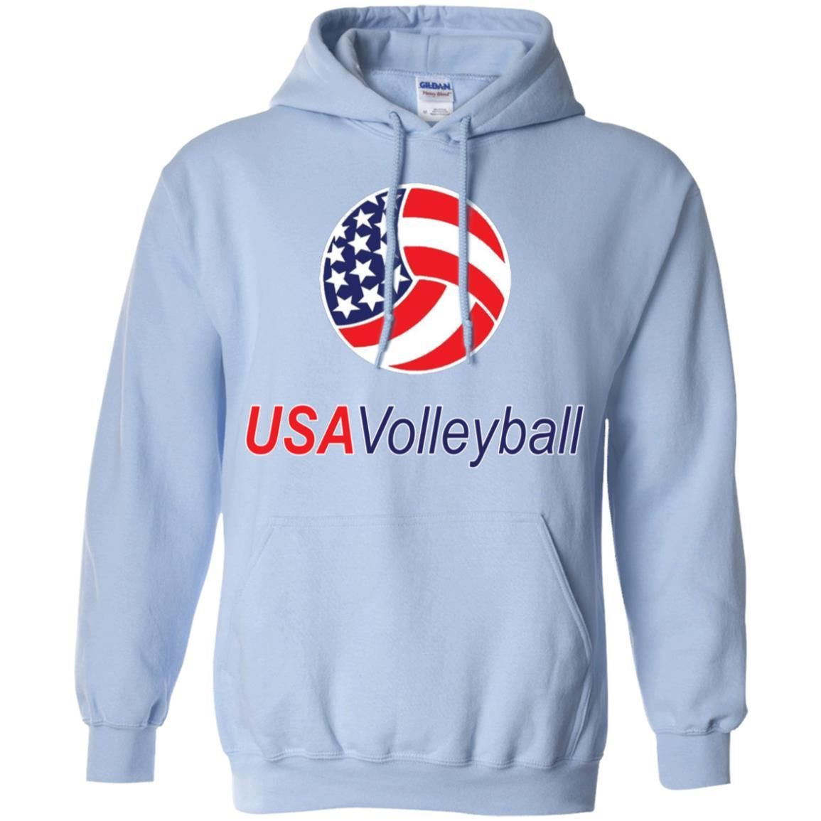 Usa Volleyball Logo T Shirt Gift In 2020 Usa Volleyball T Shirt Volleyball