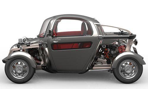 トヨタ 小型スポーツカー S Fr 世界初公開 ゆめ痛 自動車まとめブログ コンセプトカー トヨタ トヨタ自動車