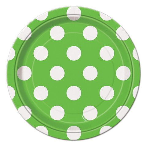 Polka Dots Party Supplies! Shop Party Depot - Canada's favourite source for party supplies! To view the full collection simply click on picture...