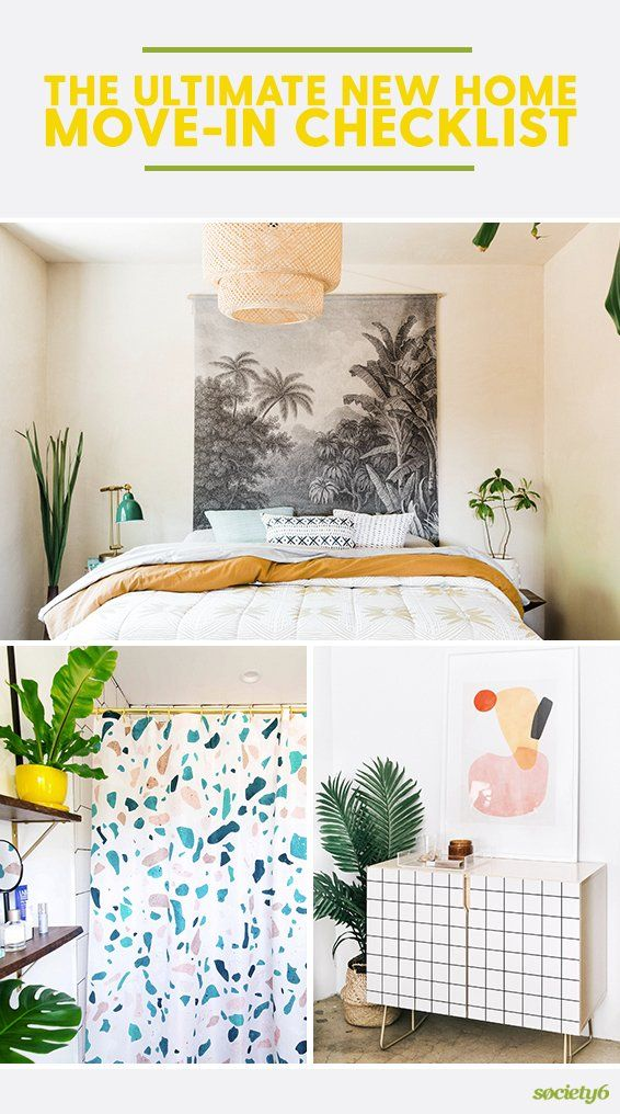 Moving into a new home is an event worth celebrating. But, as anyone who's… | Society6 thumbnail