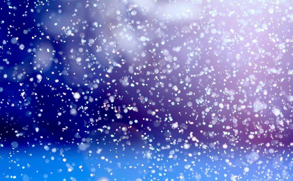 snowflakes falling hd wallpaper wallpapers pinterest