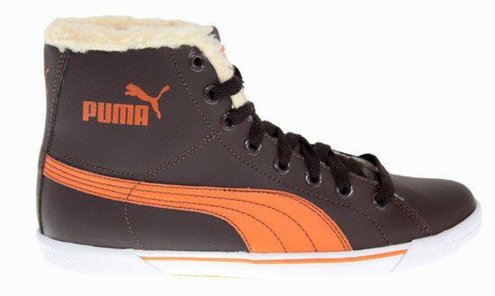Buty Puma Benecio Mid Winter Puma Dc Sneaker Puma Sneaker