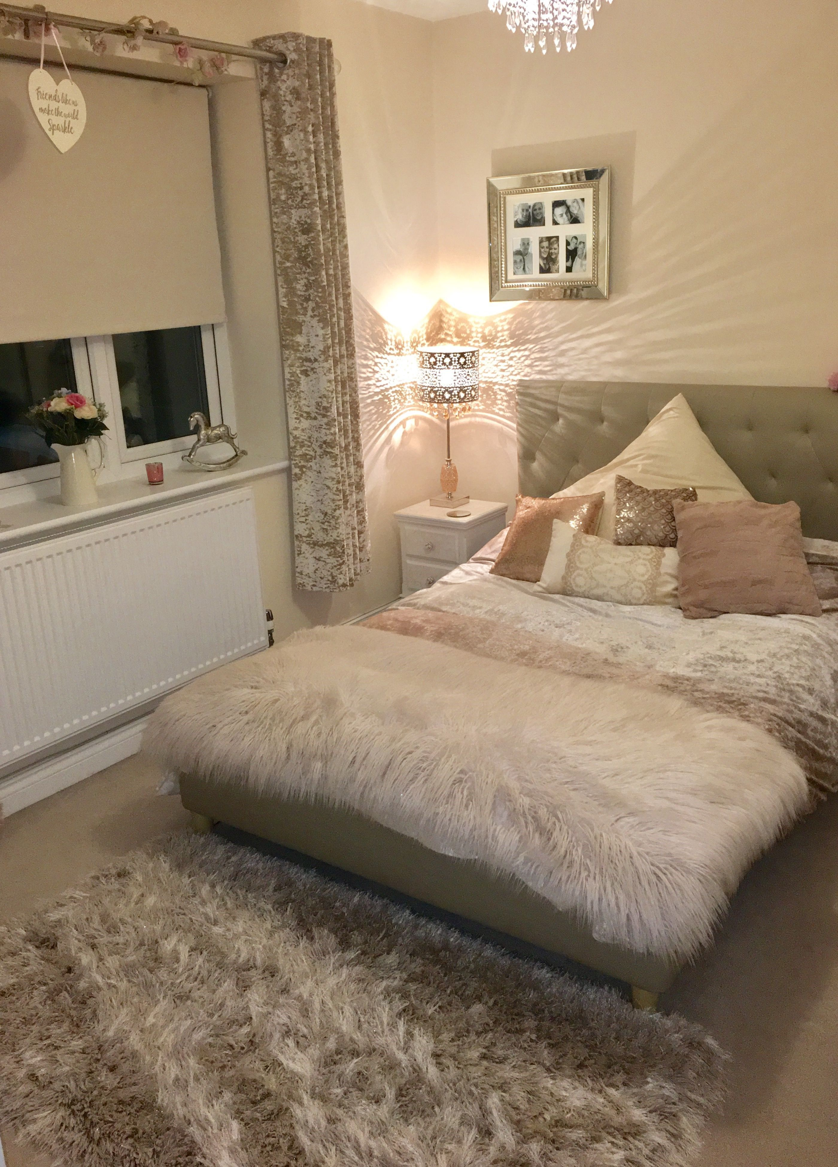 Inspiration Decoration Chambre Bedroom Cocooning Girly Barn