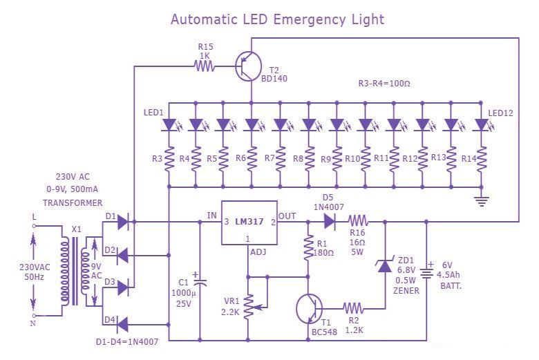 Led Light Sources Electrotecnia Electronica Proyectos Electronicos