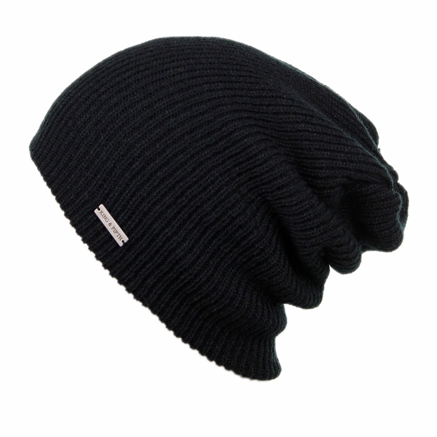 7300f441533 Mens Slouchy Beanie - The Forte