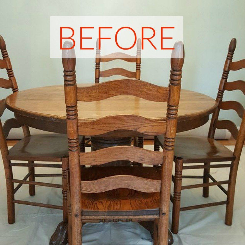 Dining Room Makeover: 9 Dining Room Table Makeovers We Can't Stop Looking At