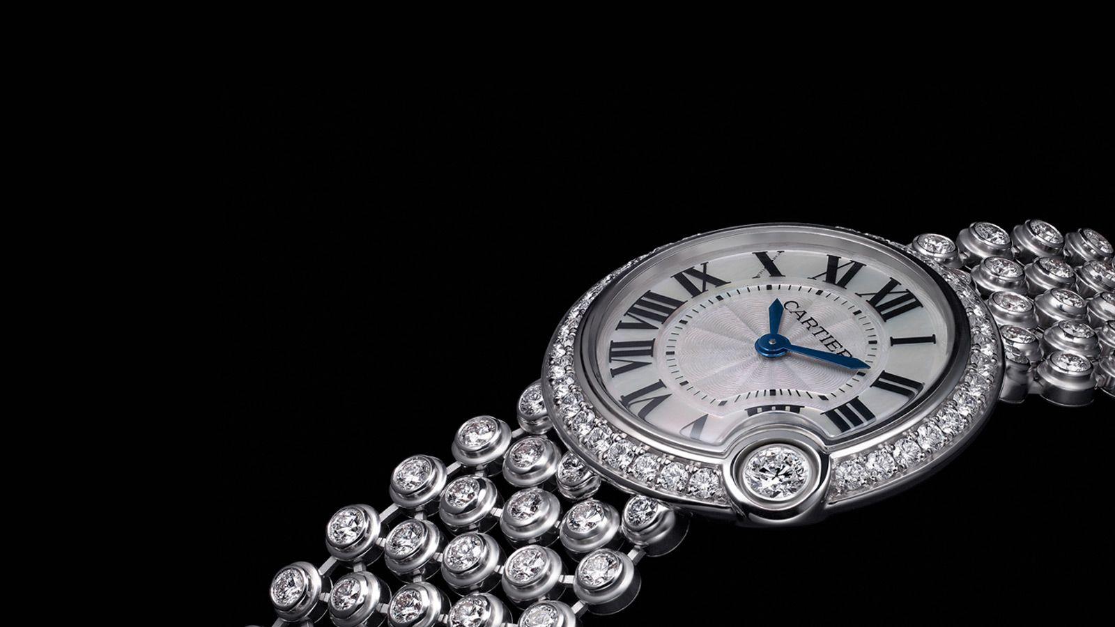 Luxury Watchmaking – Cartier