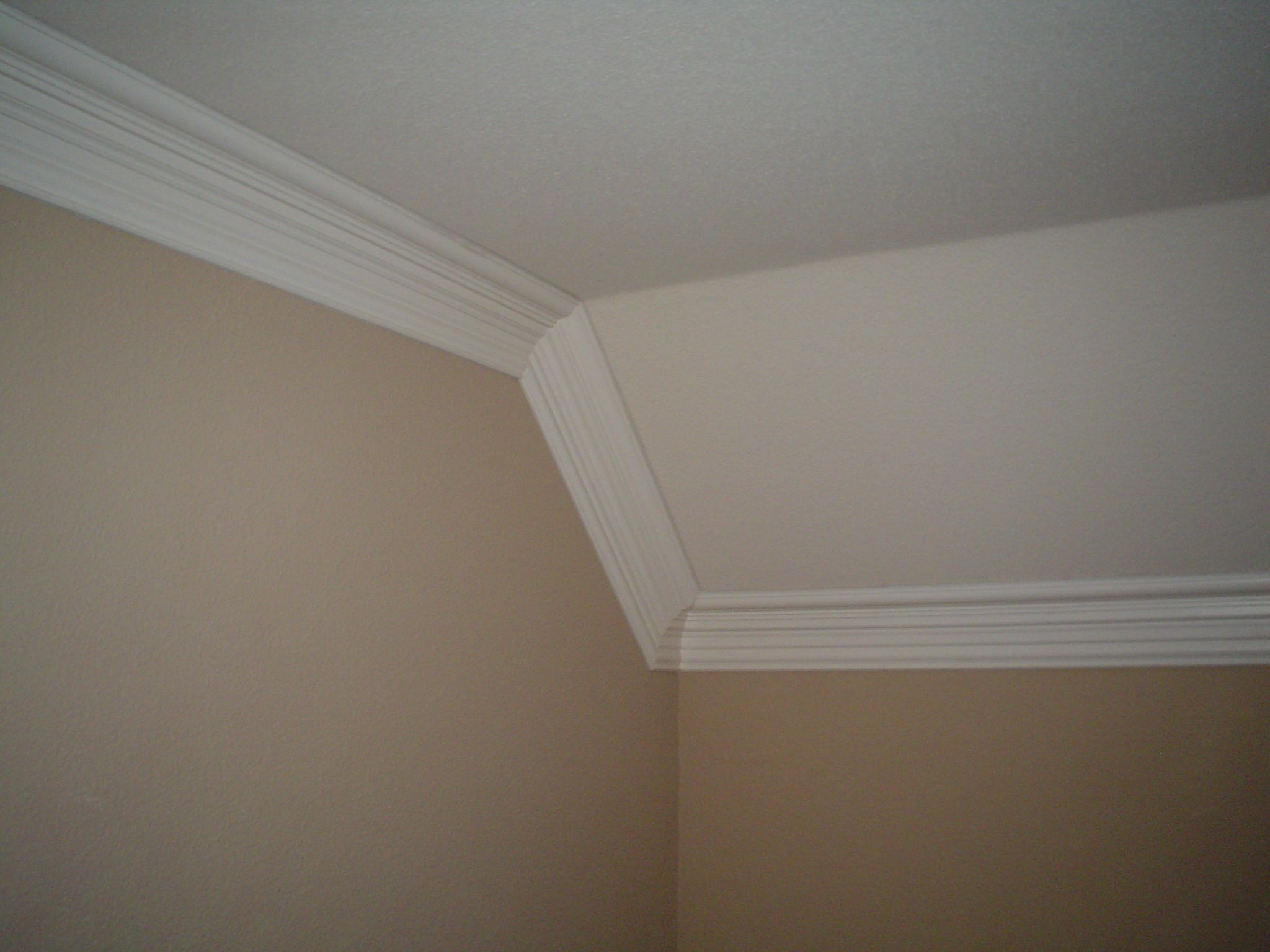 Crown Molding Angles Vaulted Ceiling