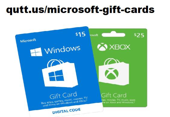 Free Microsoft Gift Card Unused Codes Generator 2020