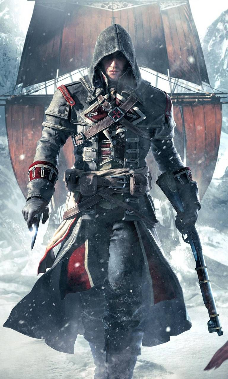 Download Assassinscreedr Wallpaper By Saint0n3 59 Free On Zedge Now Browse Millions Of P Assassins Creed Rogue Assassin S Creed Wallpaper Assassins Creed