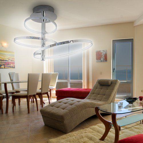Lu-Mi-LED-Pendelleuchte-Hhenverstellbar-Kchen-Deckenleuchte - deckenlampen wohnzimmer led