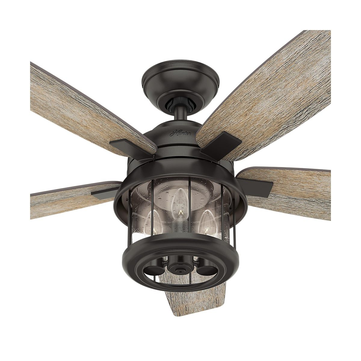 Hunter Coral Bay 52 Led Ceiling Fan With Light Ceiling Fan