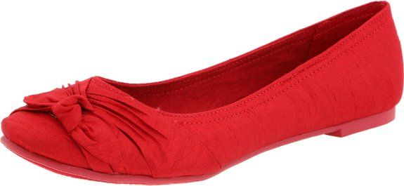 Amazon.com: Rocket Dog Women's Memories Thai Silk Ballet Flat: Shoes (W6)