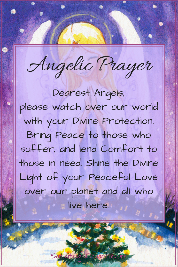 ♥ Prayers to the Angels ♥ 401e5a61f224b5764852c8258cb89bed