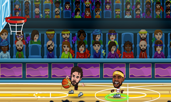 Big Head Basketball Unblocked Is One Of The New Unblocked