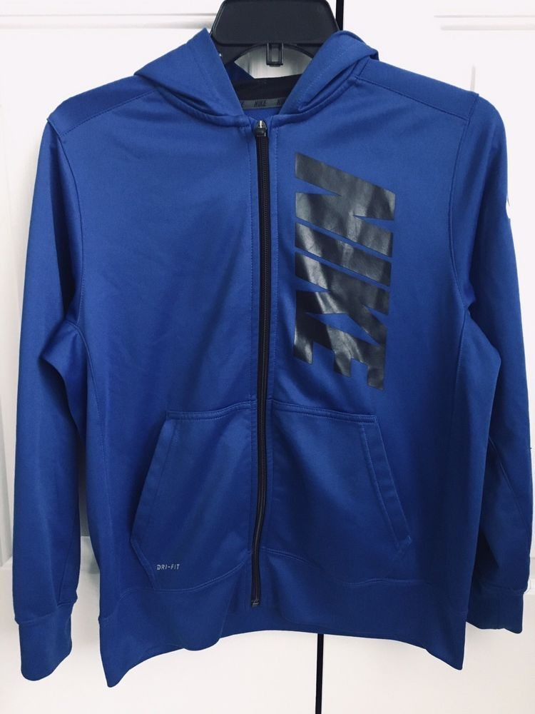 NIKE MENS Hoodie Size L #fashion #clothing #shoes