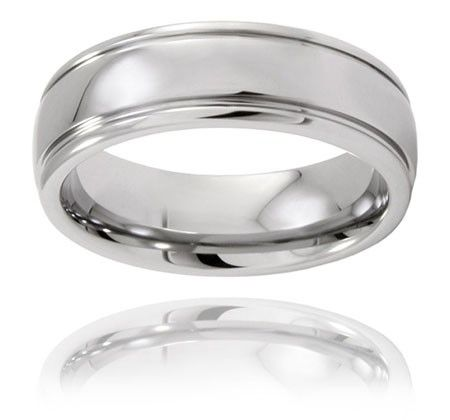 mens wedding rings.....Sean refuses to wear anything rose gold, with diamonds or any design whatsoever lol