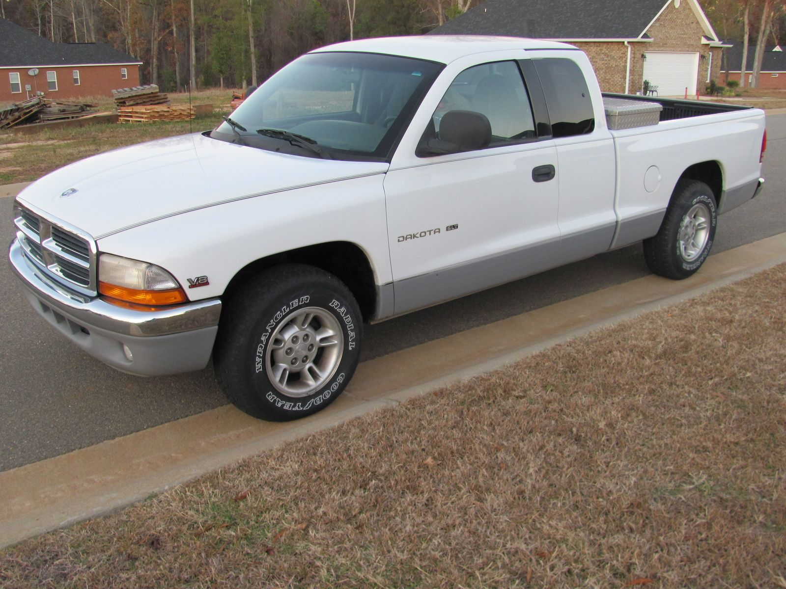 1999 dodge dakota first vehicle bought with my wife