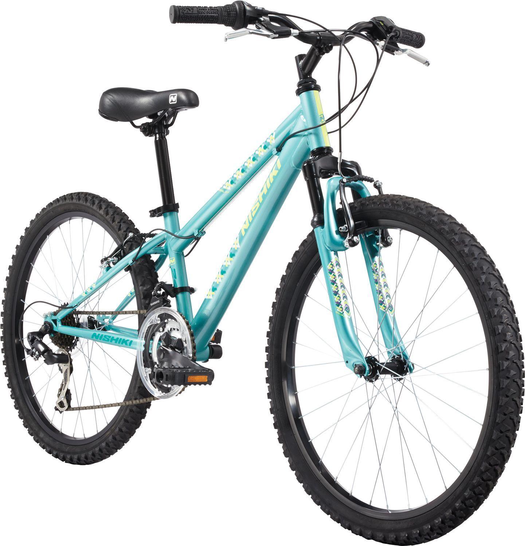 Nishiki Girls' Pueblo 24'' Mountain Bike (With images