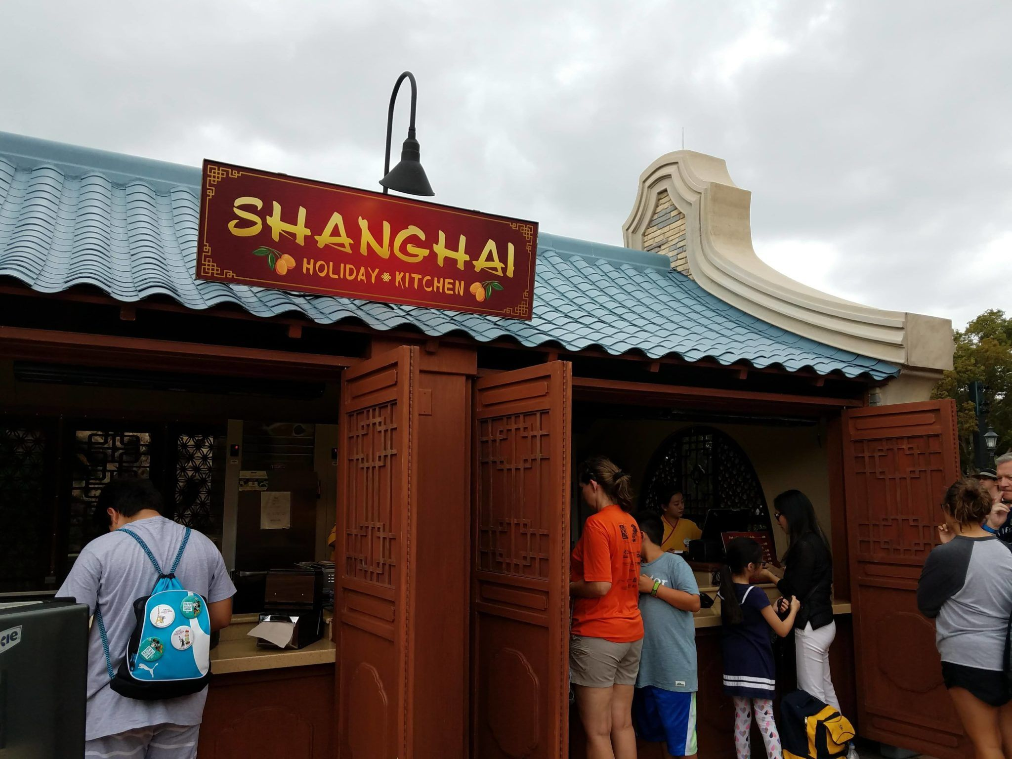 Shanghai (China) Holiday kitchen, Disney food, Shanghai