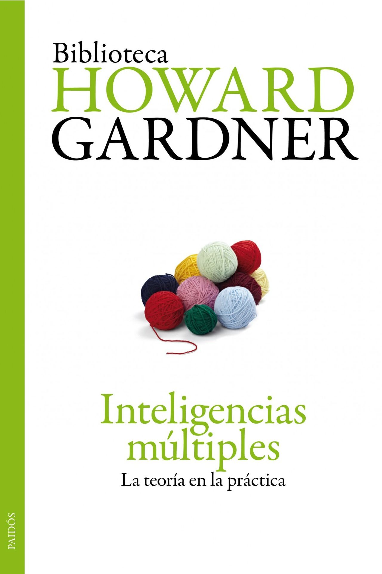 Inteligencias Multiples, Teoría De Las Inteligencias Multiples, Libros  Sobre Educacion @tataya.com.mx 2021