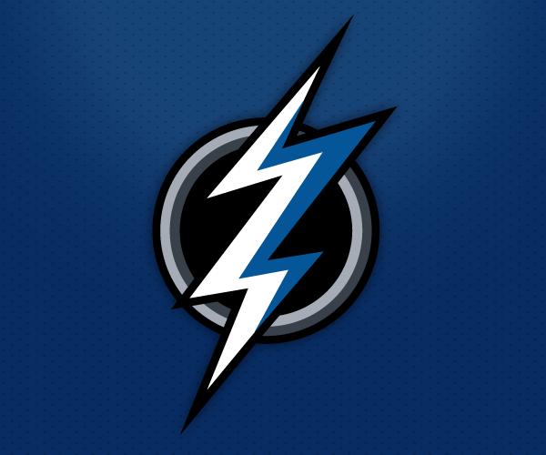 Tampa Bay Lightning Concept Logo Http Sportdrawn