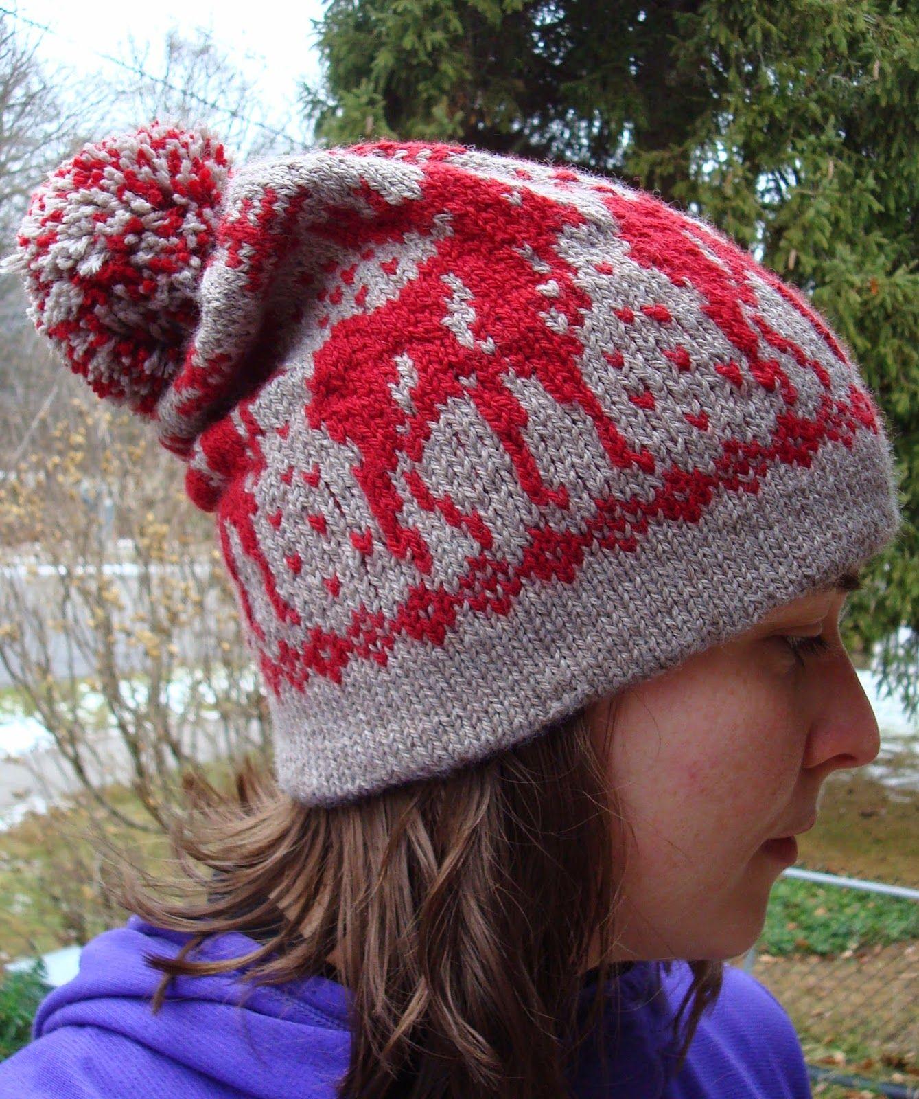 Kevin McCallister s Moose Hat Copyright Vrock Knits 2014  6c4d691df7f