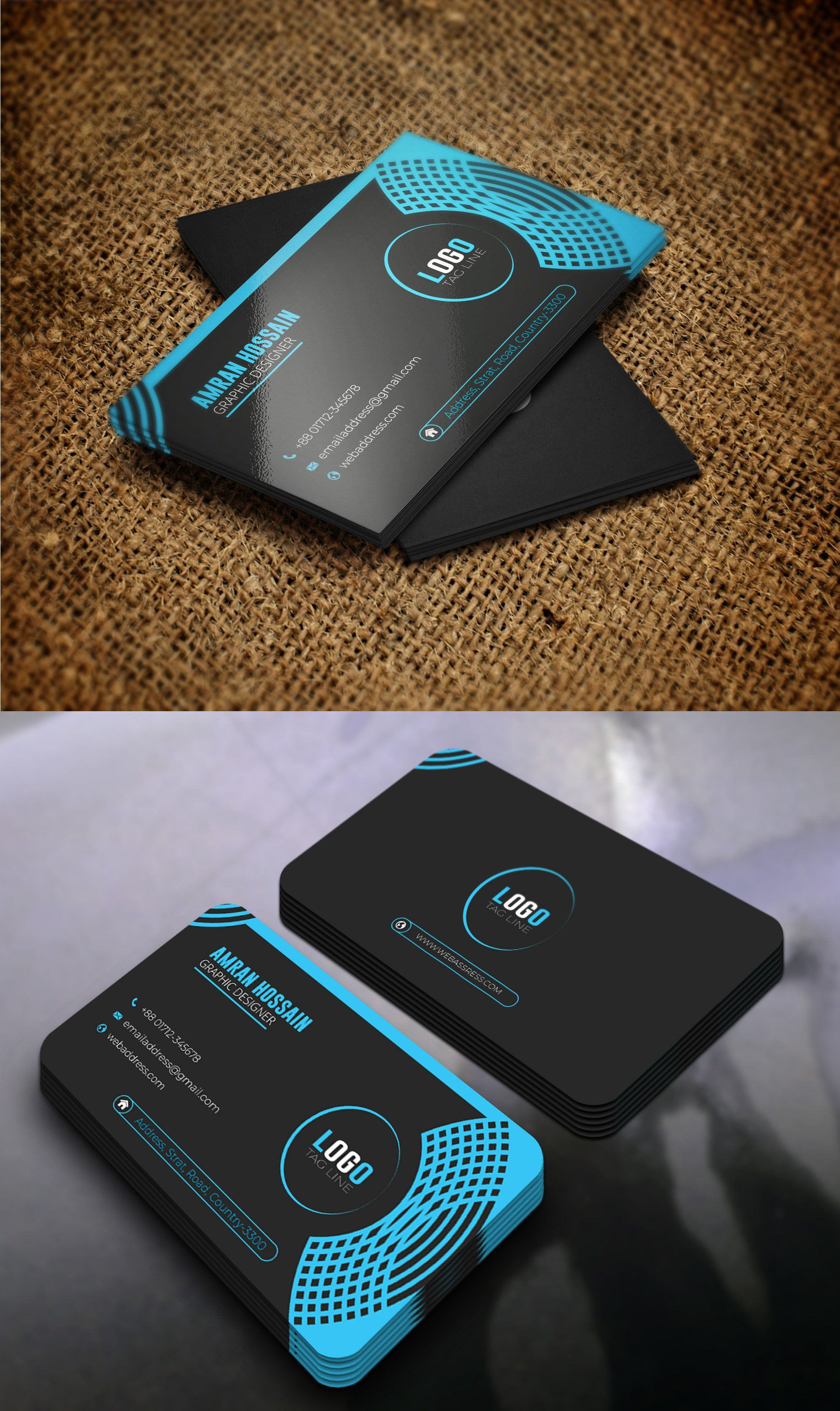 Check out my behance project business card httpswww