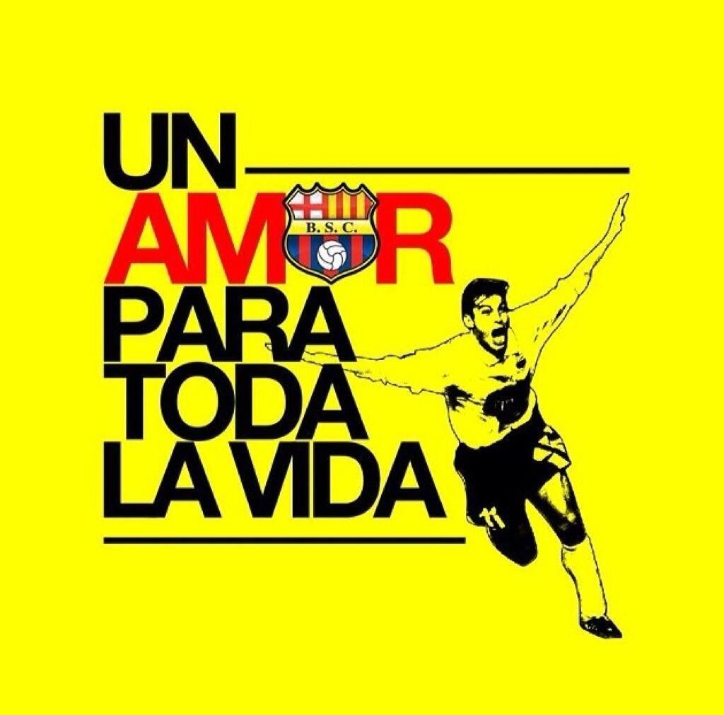 Barcelona El Equipo ídolo Del Ecuador Con Mucha Hinchada Y