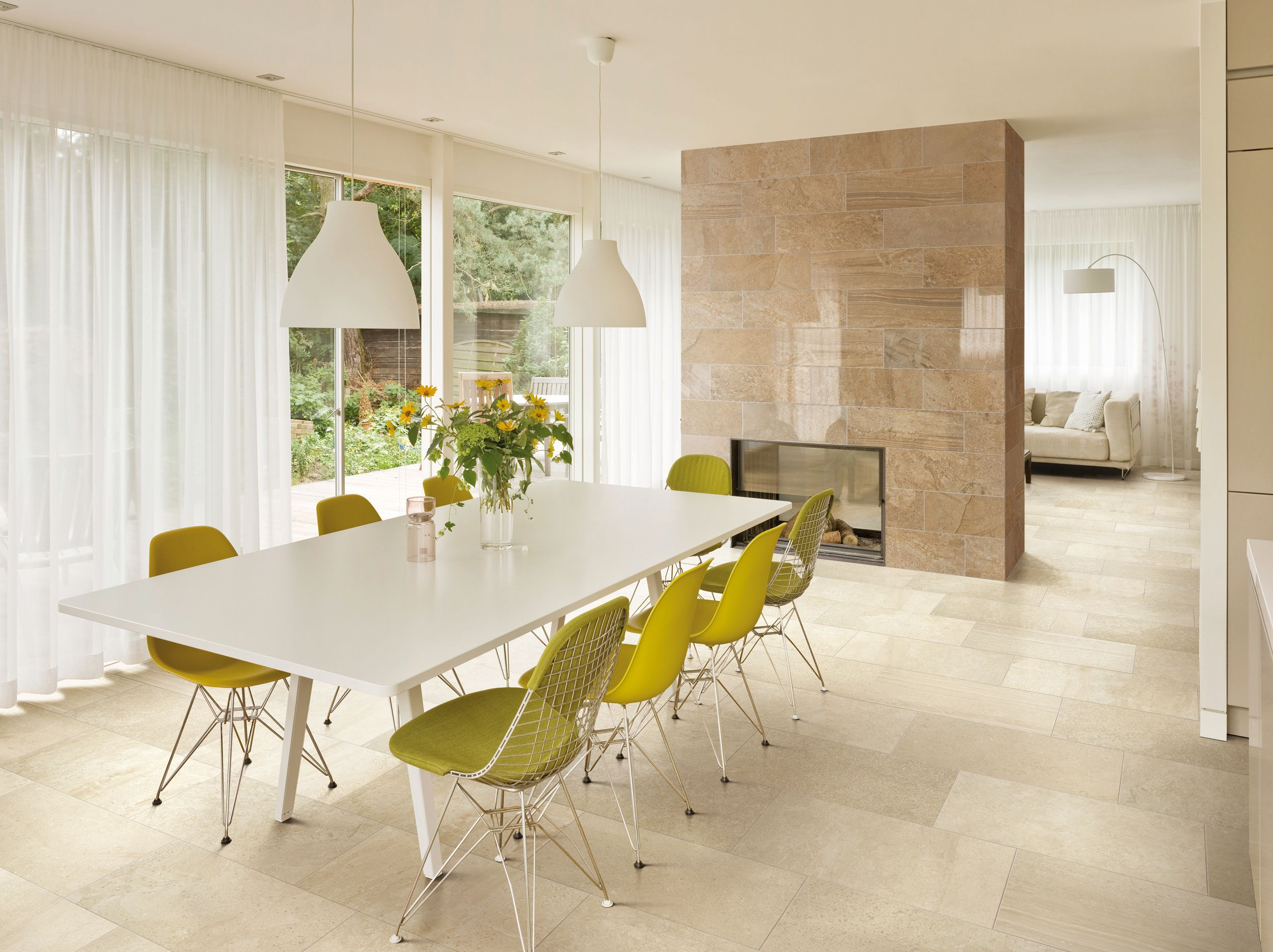 Sandstone Kitchen Floor Tiles Selection Beige Ceramiche Refin Spa Stone Effect Porcelain
