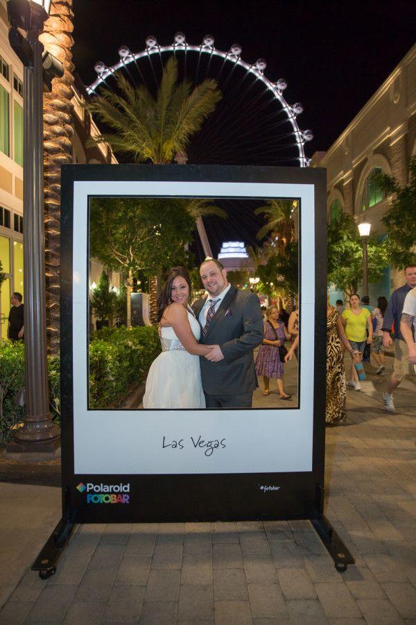 Make A Real Life Polaroid At The Fotobar Linq Las Vegas Neon Sun Photography