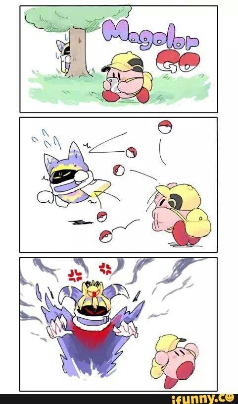 pokemon, kirby, nintendo, comics