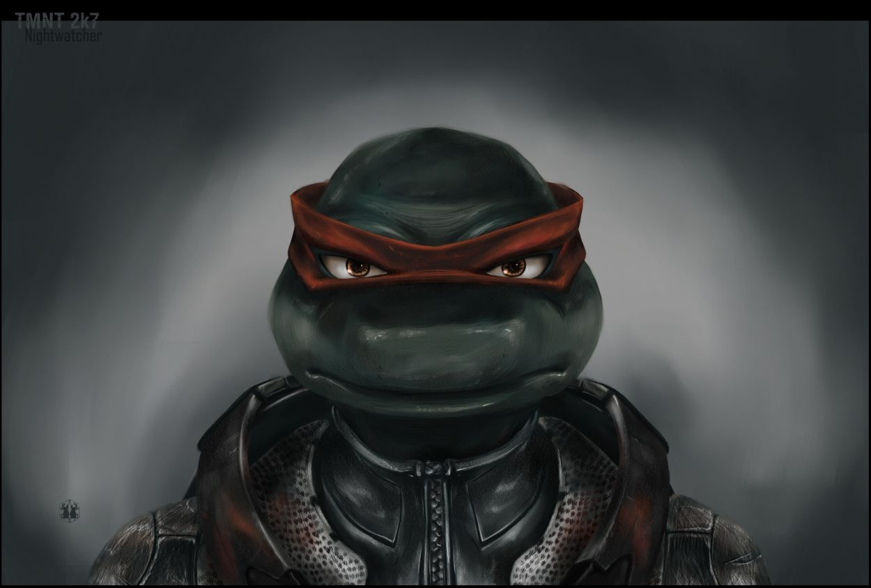 Tmnt 2007 Raphael Nightwatcher Raphael Ninja Turtle Tmnt