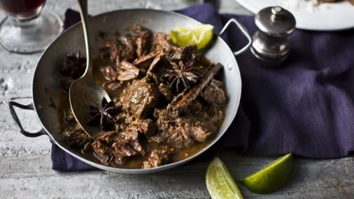 Chilli beef rendang recipe curry curries and food bbc food recipes chilli beef rendang forumfinder Images