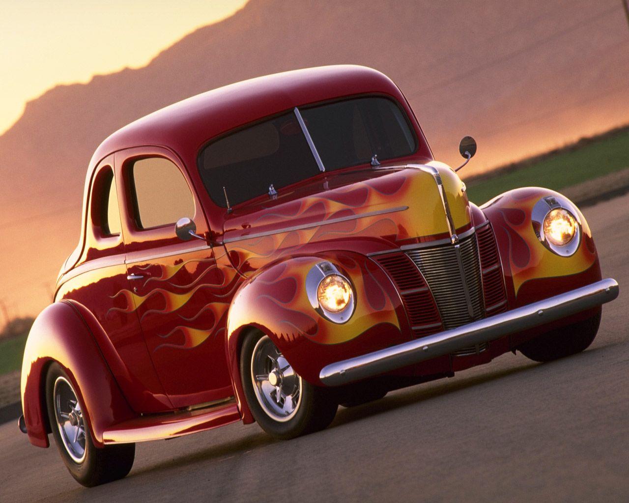 Hot+Rod   Cars Hot Rod Classic Cars Widescreen Fresh New HD ...