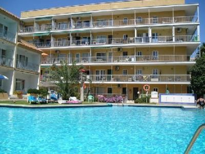 Studio vacation rental in Torremolinos, Málaga, Spain from VRBO.com! #vacation #rental #travel #vrbo