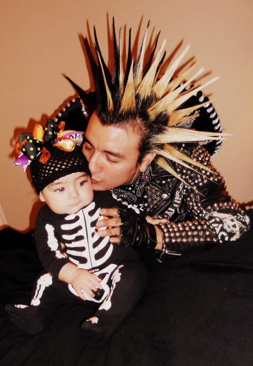 punk dad...probably the best kind