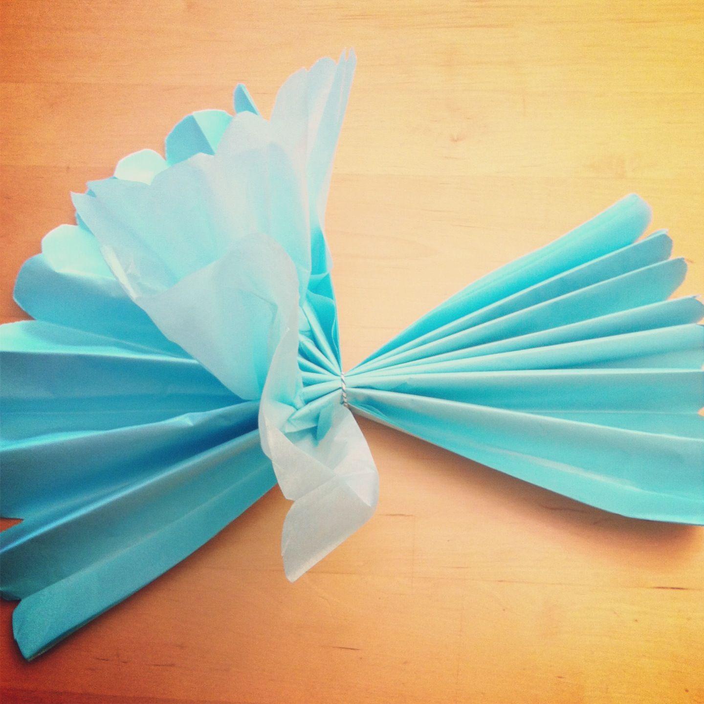 Tutorial How To Make Diy Giant Tissue Paper Flowers Tissue
