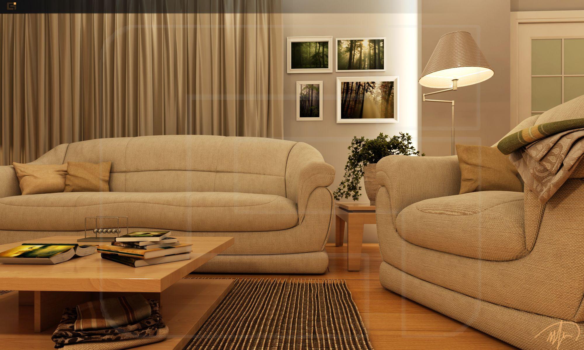 Interior design living room my works pinterest interior