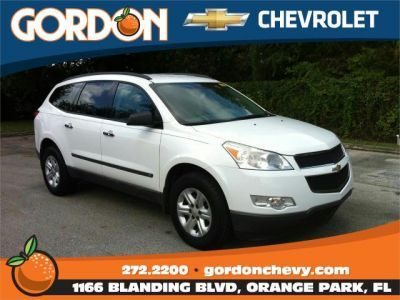 Used Chevrolet Traverse Fwd 4dr Ls 2010 In Jacksonville Fl Www