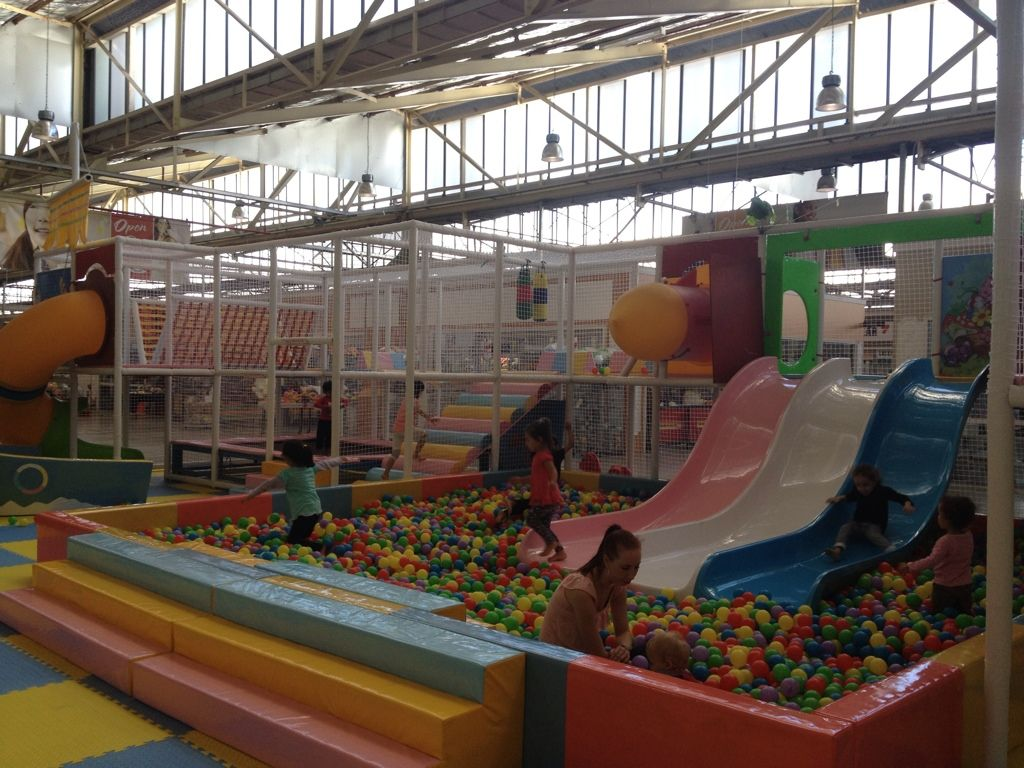 Coventry Village Markets Morley FREE Play Area Indoor