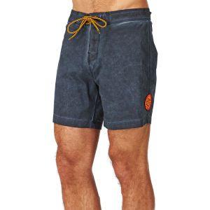 Deus Ex Machina Tugu Plains Board Shorts - Stonewash | Entrega gratuita