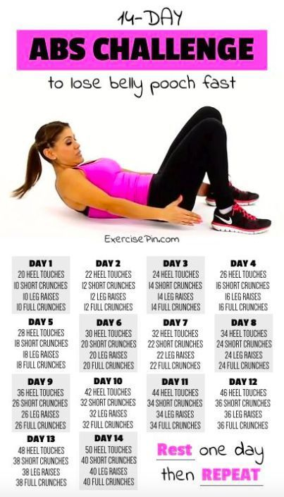 How To Lose Belly Fat Exercise In A Week