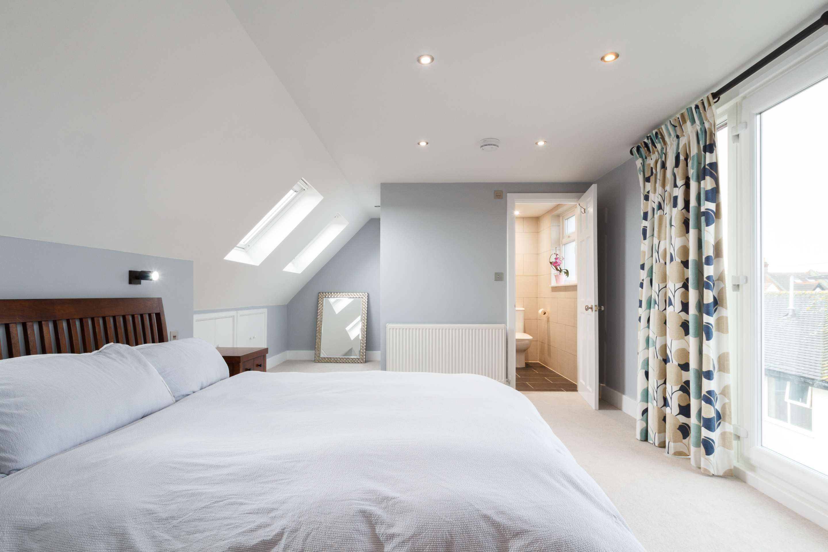 Loft bedroom ideas with ensuite  Loft conversion in East Sheen South West London  home ideas
